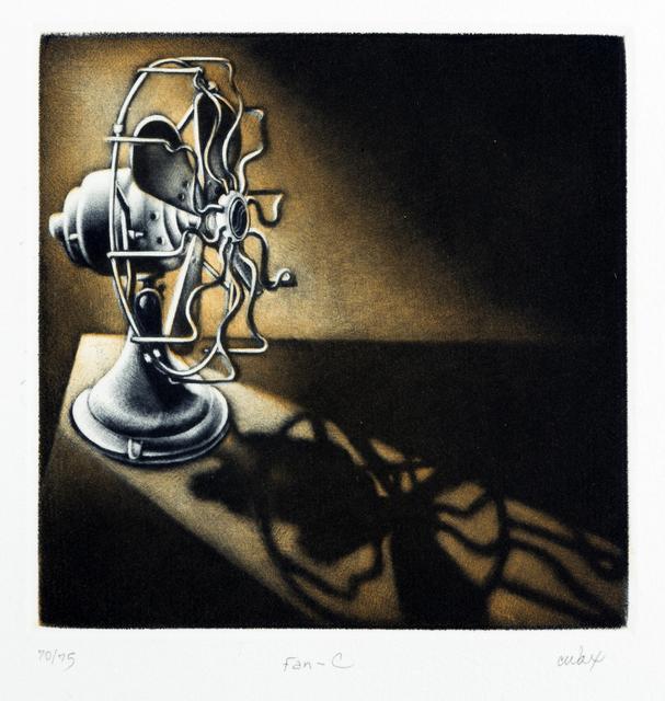 , 'Fan-C,' 1998, Childs Gallery
