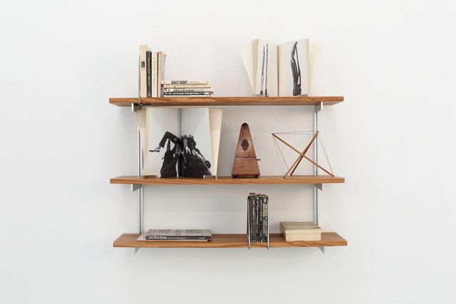 , 'Conversations with Jorge Luis Borges,' 2003, Museum Dhondt-Dhaenens