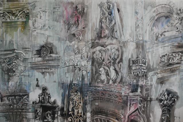 , 'NYC,' 2016-2017, Arte Berri