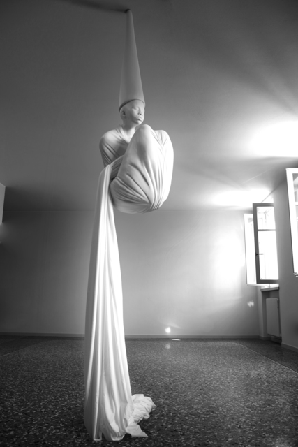 Maïmouna Guerresi, 'Supha', 2008, Sculpture, Resin and Lycra, Mariane Ibrahim Gallery