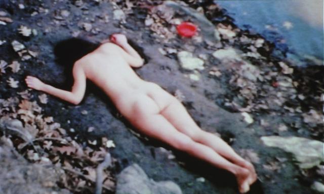 , 'Corazón de Roca con Sangre (Rock Heart with Blood),' 1975, Hirshhorn Museum and Sculpture Garden