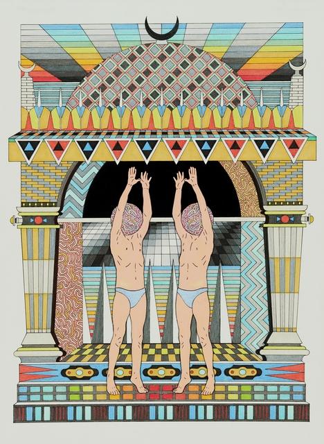 , 'Eclectrc,' 2015, Darren Knight Gallery