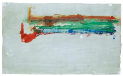 Helen Frankenthaler, 'Untitled,' 1984, Sotheby's: Contemporary Art Day Auction
