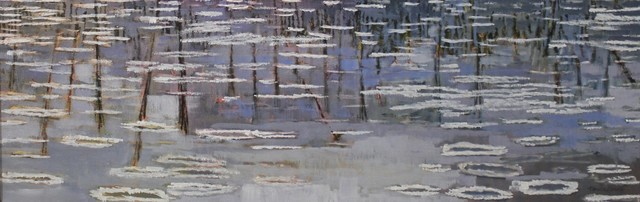 Tom Gale, 'River Ice', 2012, The Front Gallery