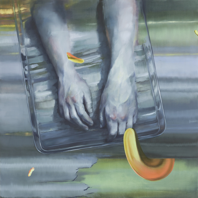 , 'Untitled (Hands),' 2016, Roman Fine Art