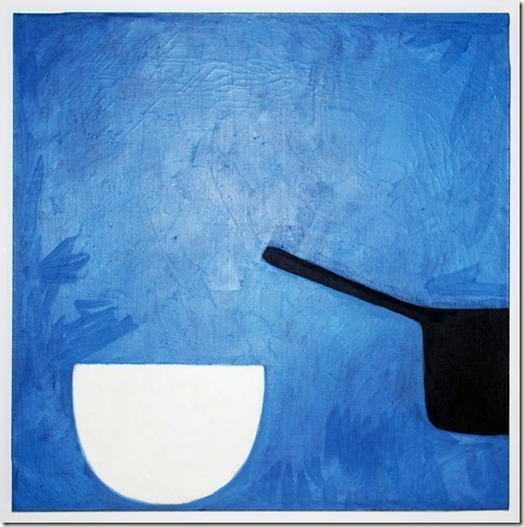 , 'Blue Theme no. 1,' 1973, Geoffrey Diner Gallery