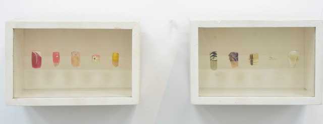 , 'Two Woman's Hands,' 2011, Mindy Solomon Gallery