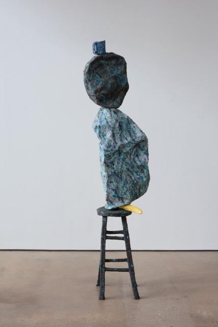Johannes VanDerBeek, 'Figure Study with Cup', 2013, Feuer/Mesler