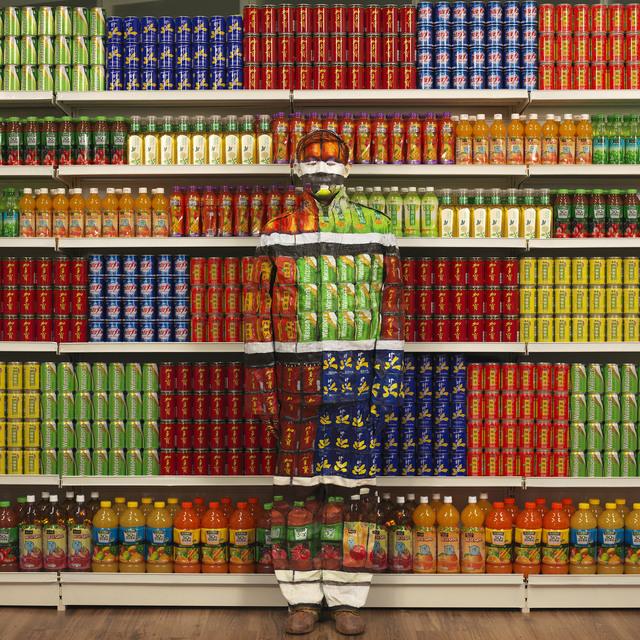 , 'Soft drinks,' 2012, Danysz Gallery