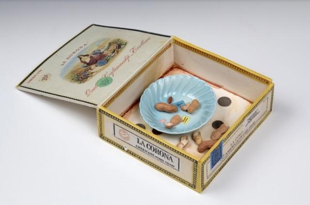 , 'La Corona Cigar Box with Blue Bowl,' 2015, Orth Contemporary
