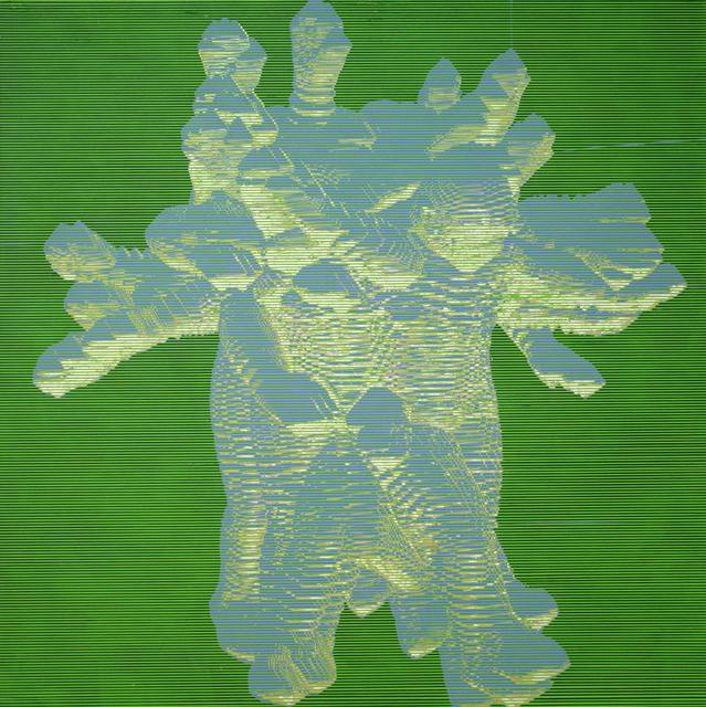 Miao Xiaochun 缪晓春, 'Gyro Dance No. 1', 2019, Eli Klein Gallery