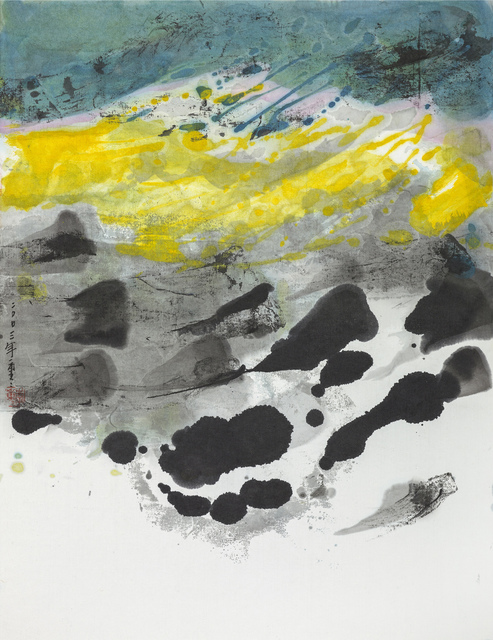 , 'Cloudless,' 2003, Liang Gallery