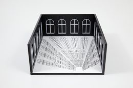 , 'Abyssal - Atlas Sztuki, Lodz, Polônia - Maquete / Escala 1:35,' 2011, Carbono Galeria