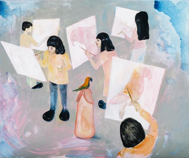 , 'Parrot,' 2016, LETO