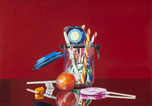 Roberto Bernardi, 'Incontro', 2018, Louis K. Meisel Gallery