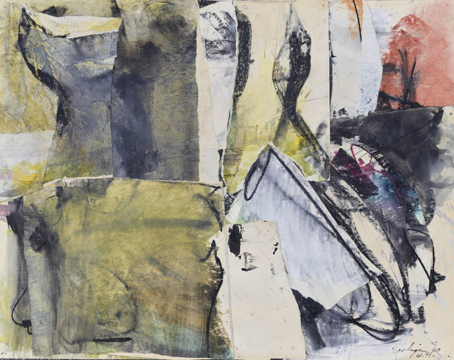 , 'Night Landscape - Woods Hole,' 1960, ACA Galleries