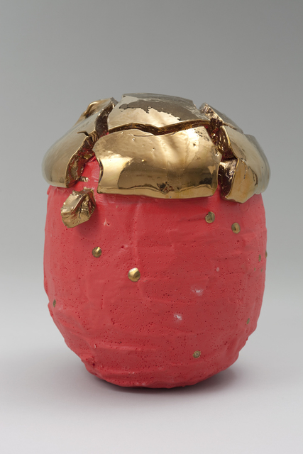 , 'Red-Slipped Gold Kairagi Drops,' 2011, Alison Jacques Gallery
