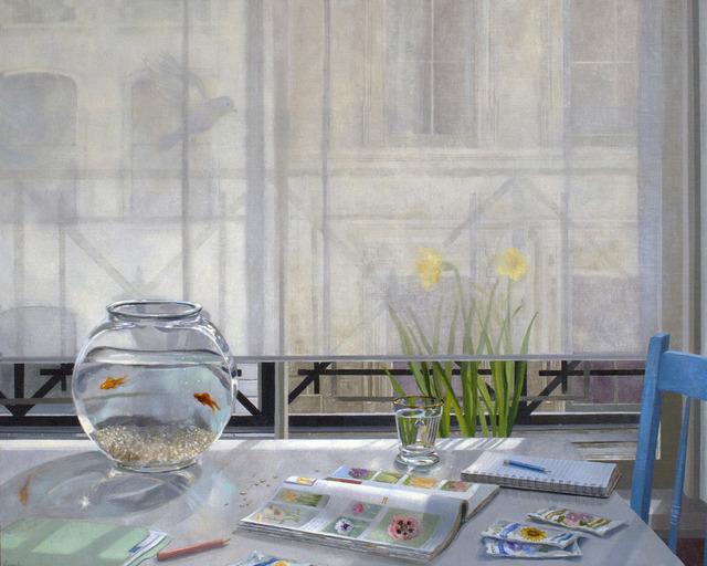 , 'Ordering Seeds,' 2011, Clark Gallery