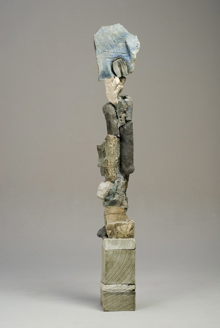 , 'Segmented Figure with Aura,' 2008, Dolby Chadwick Gallery