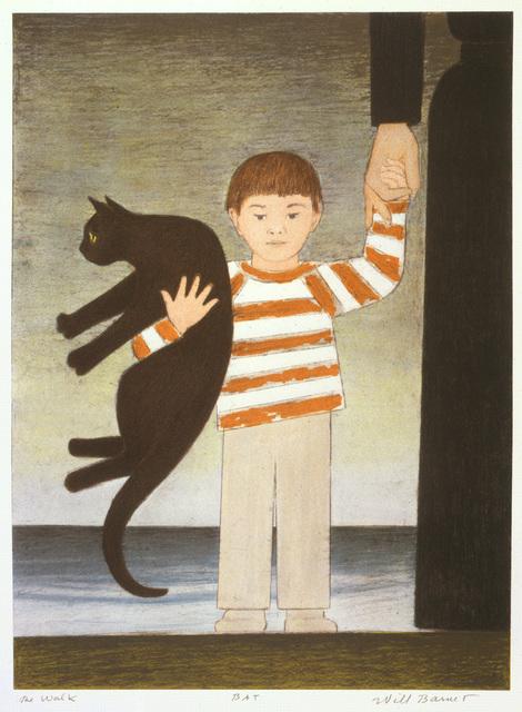 Will Barnet, 'The Walk', 2002, Alexandre Gallery