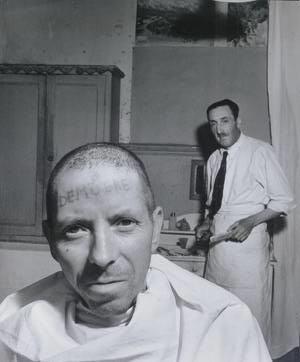 Robert Doisneau, 'Paris Types', ca. 1950, Photography, Vintage silver gelatin print, Michael Hoppen Gallery
