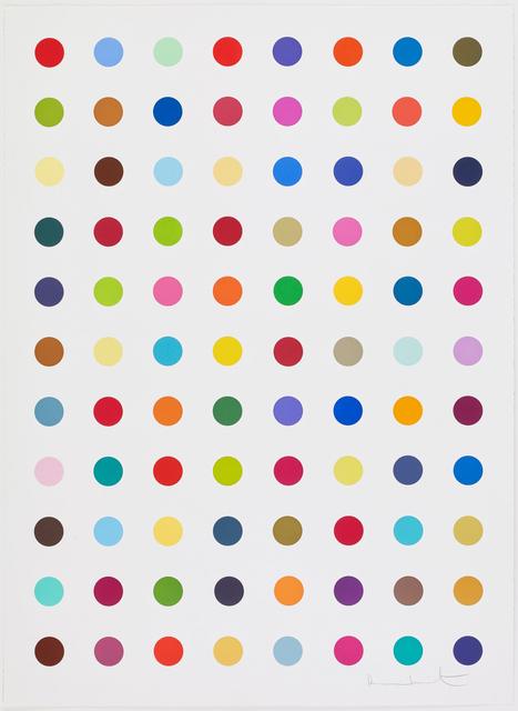 Damien Hirst, 'L-Isoleucine Methyl Ester', 2018, Hamilton-Selway Fine Art