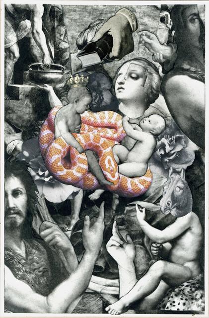 , 'Revelator,' 2015, Matthew Rachman Gallery