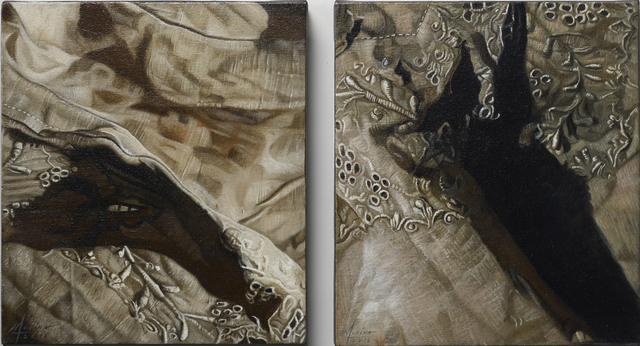 , 'Looking for Shadows I and II,' 2016, Mind Set Art Center