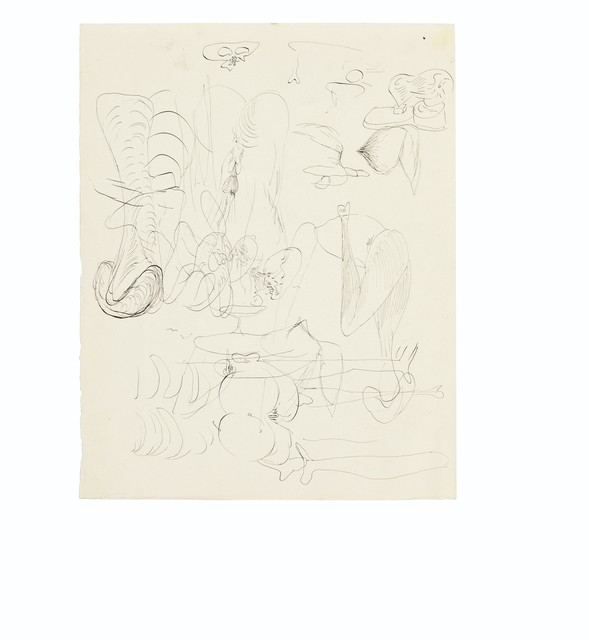 Salvador Dalí, 'Georges Hugnet, Onan, éditions surréalistes, Paris, 1934', Print, The complete book containing one signed etching with aquatint and drypoint, on Chine paper, Christie's
