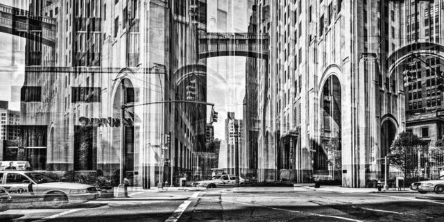 , 'Park Avenue (New York, USA),' 2014, Galerie de Bellefeuille
