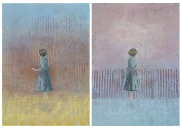 , 'A Recurring Dream II,' 2017, Galleria Punto Sull'Arte