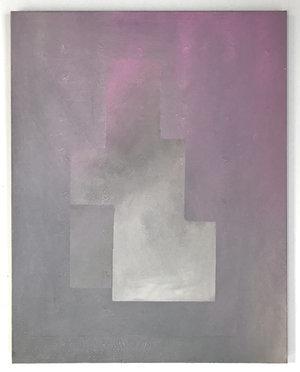 , 'Pixel painting,' 2017, Miranda Kuo Gallery
