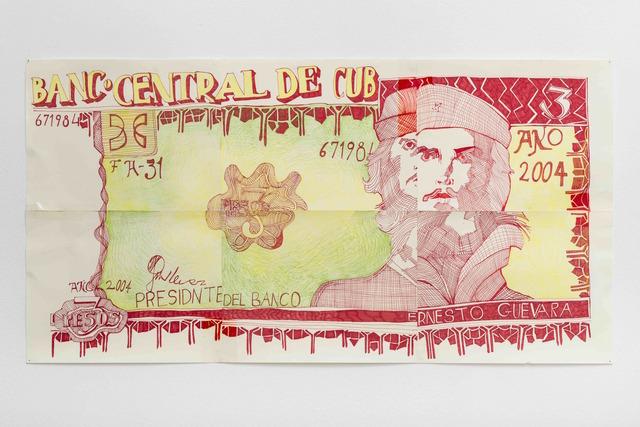 , 'Che Guevara (banknote),' 2017, Pilar Corrias Gallery