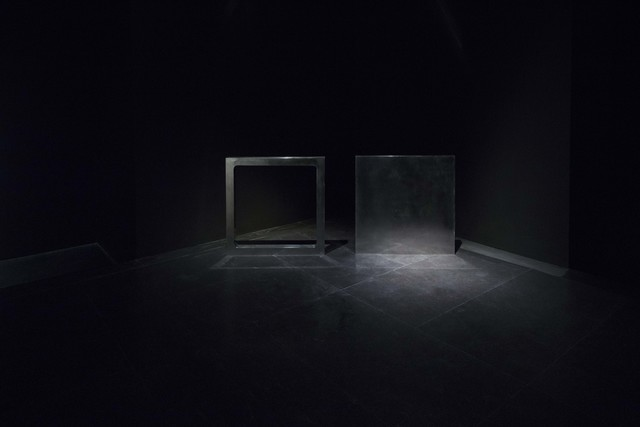 , 'The Least Measurable Cardinal,' 1973/2018, Empty Gallery