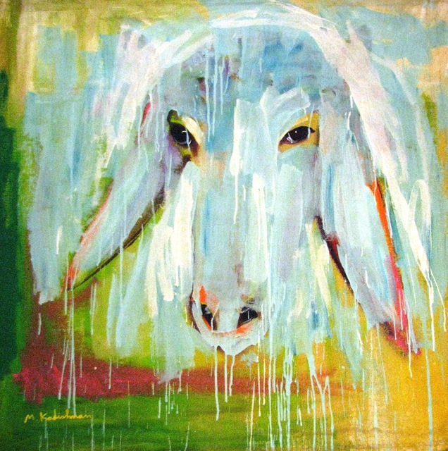 , 'Sheep Portrait,' , Galerie AM PARK