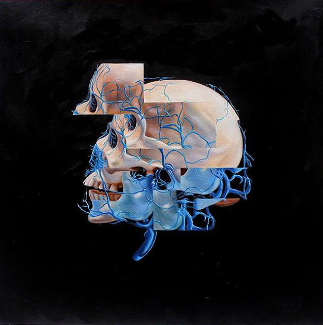 , 'Disorder - 2,' 2016, Lazinc