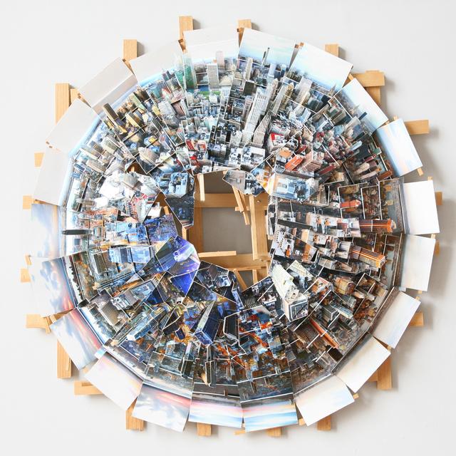 Isidro Blasco, 'New York Planet', 2017, Dominik Mersch Gallery