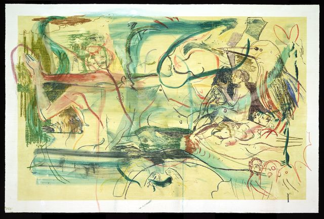 Cecily Brown, 'Untitled (Paradise)', 2015, Two Palms