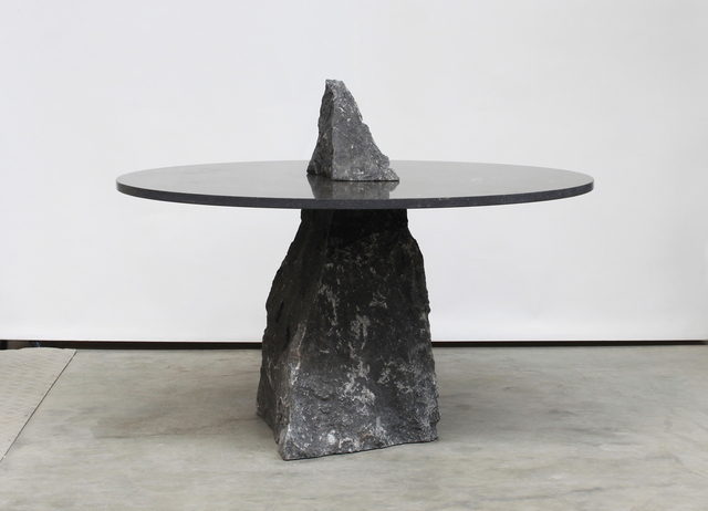 , 'Fragments Dining Table Round Mountain,' 2015, The Future Perfect