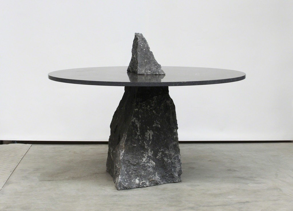 Fragments Dining Table Round Mountain