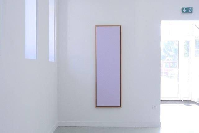 , 'Ask me,' 2014, Galerie Joy de Rouvre