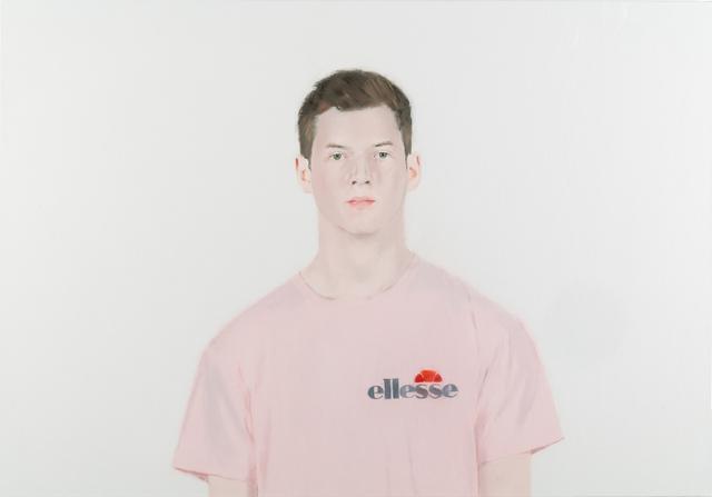 , 'Ben,' 2012, Patrick De Brock Gallery