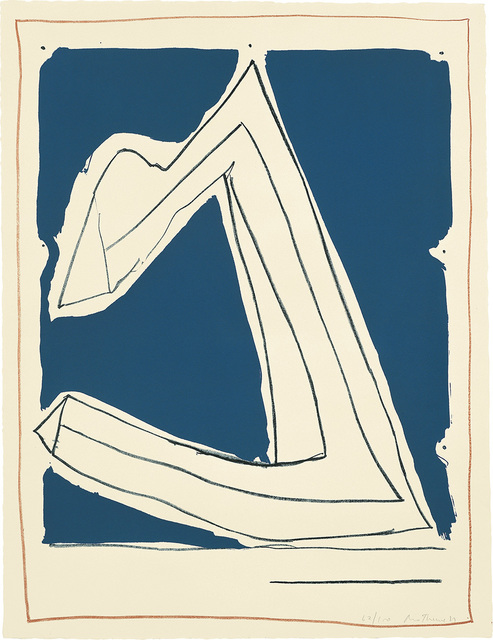 , 'Summertime in Italy (with Lines),' 1966, Bernard Jacobson Gallery
