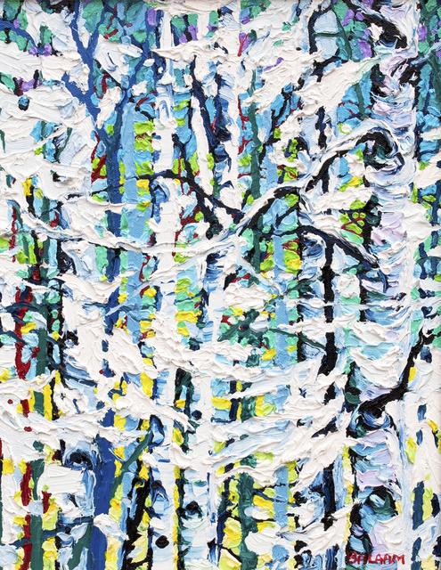 Frank Balaam, 'Gaze - Snow', 2017, Ventana Fine Art
