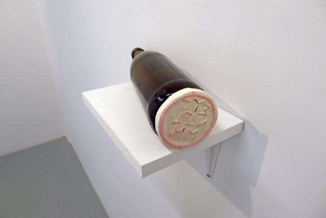 , 'Untitled (bottle),' 2013, Elika