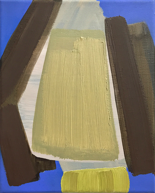 , 'From the Same Hill,' 2017, George Lawson Gallery