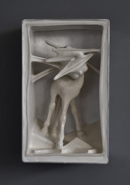 , 'Becoming Undone #9,' 2019, Hans Alf Gallery