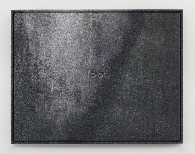 , '1995,' 2014, Matthew Marks Gallery