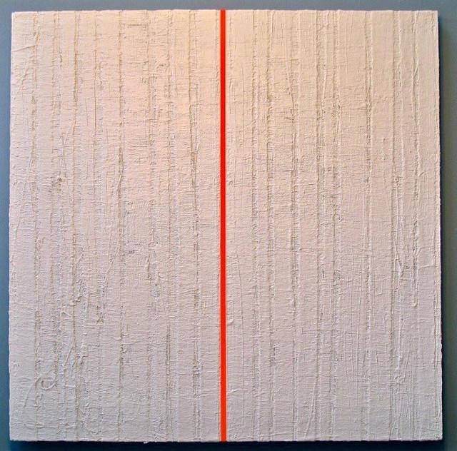 , '#1 Radiant Orange Red,' 2013, InLiquid