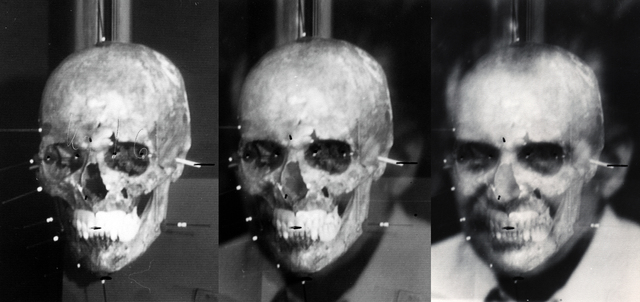 , 'Mengele's Skull,' 2012, Nome